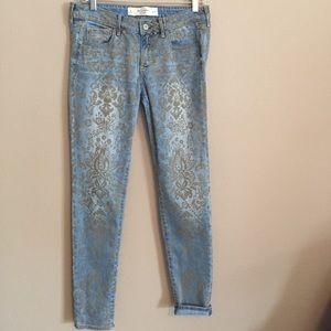 Denim - Abercrombie & Fitch Jeans Size 4/27